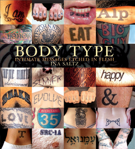 Body Type by Ina Saltz